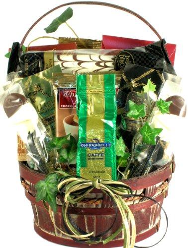 Gift Basket Village Gourmet Coffee Lovers Basket