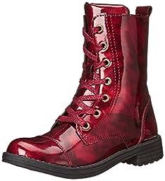 umi Stomp II Zipper Boot (Little Kid), Cherry, 33 EU(1.5 M US Little Kid)