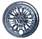 WHEEL COVER, 8 MEDUSA CHROME