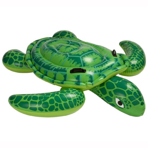 Read About Intex Sea Turtle Ride On