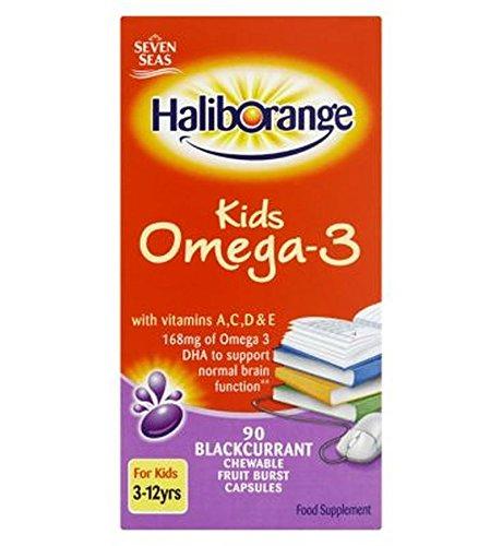 seven-seashaliborange-omega-3-mastica-grosella-negra-para-los-ninos-90caps-paquete-de-6
