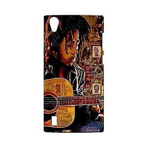 G-STAR Designer Printed Back case cover for VIVO Y15 / Y15S - G1764