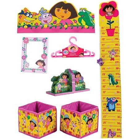 Dora the Explorer Decor