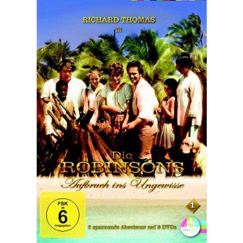 Die Robinsons - Aufruch ins Ungewisse, Vol. 01 [2 DVDs]