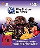 für Zocker: PlayStation Network Card (20 Euro) – Deutschland