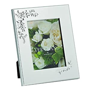 Vera Wang by Wedgwood Lace Bouquet 5-Inch by 7-Inch Frame