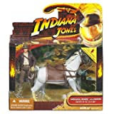 Indiana Jones - Raiders of the Lost Ark - Indiana Jones with Horse ~ Hasbro
