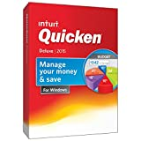 Quicken Deluxe Personal Finance & Budgeting Software 2015 [Old Version]