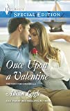 img - for Once Upon a Valentine (The Hunt for Cinderella) book / textbook / text book