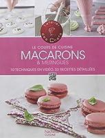 Macarons et meringues: Cours de cuisine