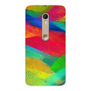 Stylish Colors Fly Back Case Cover for Motorola Moto X Style