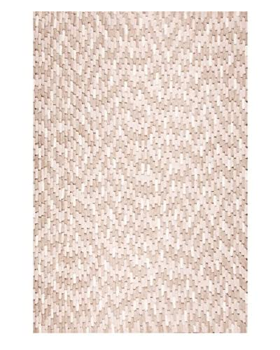 Dreamweavers Cobblestone Rug, Rain Cloud, 6′ x 9′