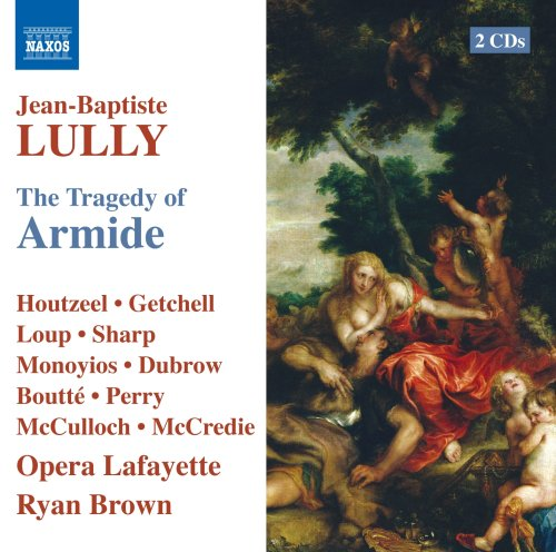 ����: ���ԥ���ߡ��ɡ� Lully: The Tragedy of Armide (Tragedie lyrique)
