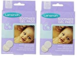 Lansinoh Laboratories Soothies Gel Pads, 4 Count Size: 4 Count, Model: , Newborn & Baby Supply