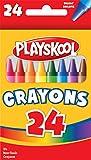 Playskool 24-Count Crayons