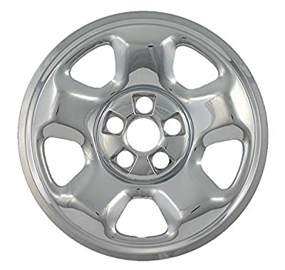 2006-2012 Honda Ridgeline 17-inch Chrome Wheel Skins (Set of 4)