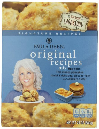 Paula Deen Original Recipes Mix, 24 Ounce (Pack of 8)