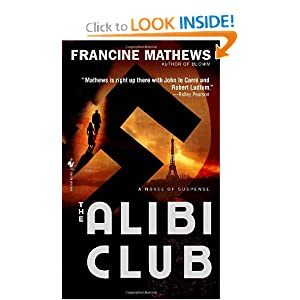 The Alibi Club Francine Mathews