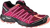 Salomon DamenTrail working Schuh XT Tucana GTX W bordeaux rot / pink