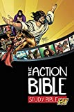 img - for The Action Bible Study Bible ESV book / textbook / text book