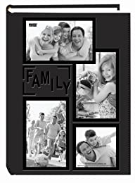 "Pioneer Collage Frame Embossed ""Famil…"