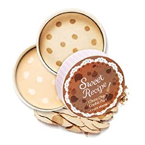 Etude House Sweet Recipe Cookie Pact #ChocoChip
