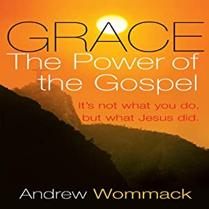 Grace, the Power of the Gospel Audiobook