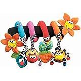 Playgro - Espiral de actividades, jardín divertido (0111885)