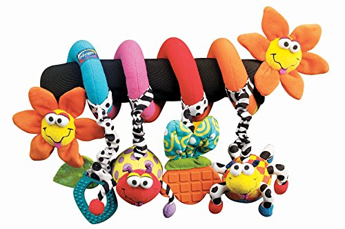 PlayGro Amazing Garden Twirly Whirly Baby Toy (Discontinued by Manufacturer)