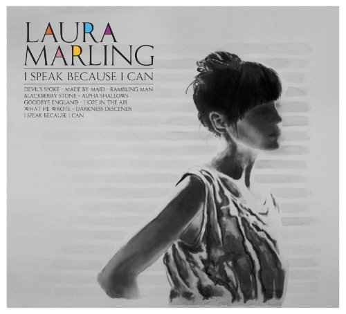 CD : LAURA MARLING - I Speak Because I Can