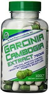Hi-Tech Pharmaceuticals Garcinia Cambogia Extract, 750mg