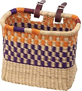 Buy House of Talents Square Bike Basket: Assorted Colors by House of Talents