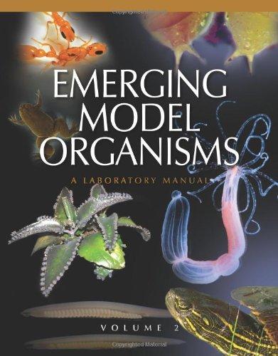 Emerging Model Organisms: A Laboratory Manual, Volume 2