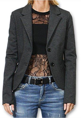 Imperial -  Cappotto  - Donna grigio XL