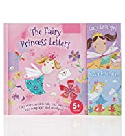 The Fairy Princess Letters Girls Book