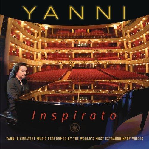 Yanni - Inspirato By Yanni [Music CD] - Zortam Music