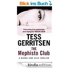 The Mephisto Club: Rizzoli & Isles series 6