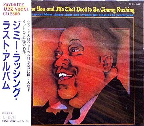 ジミー・ラッシング・ラスト・アルバム
