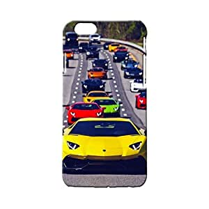 G-STAR Designer 3D Printed Back case cover for Apple Iphone 6 Plus / 6S plus - G4835