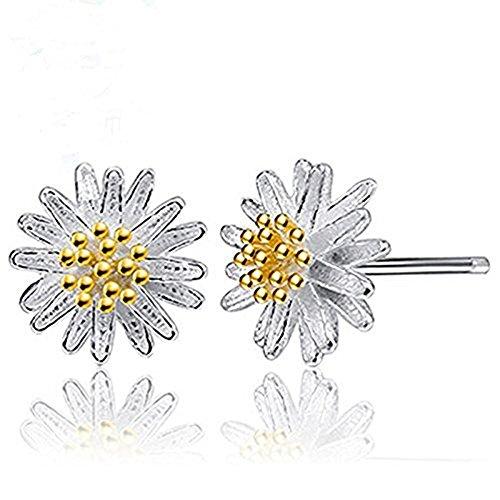 cs-priority-plating-lady-nina-daisy-pendientes-ear-studs-sweet-regalo-de-color-dorado