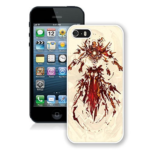 Watercolor Sets Witeh Brushes 16 iPhone 5 5S Case White Cover Hot Sale cell phone cases