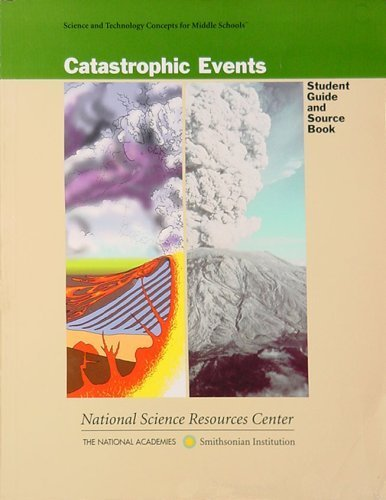 Catastrophic Events (Student Guide and Source Book) PDF