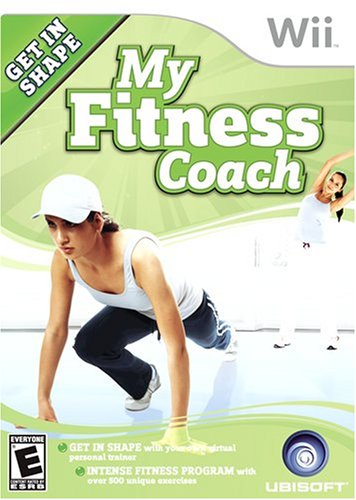 My Fitness Coach:   My Fitness Coach for Wii Christmas