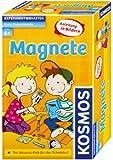 Kosmos 602185 - Erste Experimente Magnete