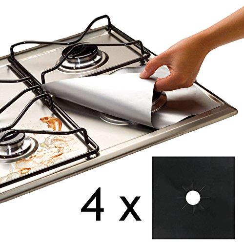spares2go-protezione-per-piano-cottura-facile-da-pulire-tagliata-a-misura-confezione-da-4-colore-ner