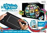 uDraw Game tablet with uDraw Studio: Instant Artist - Black