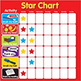 Reward / Star Chart Magnetic - Rigid Square 32x32cm with hanging loop ** AMAZON TOP SELLER **