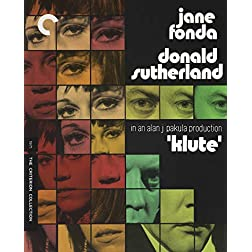 Klute The Criterion Collection [Blu-ray]