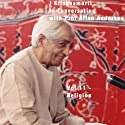 J Krishnamurti in Conversation With Prof Allan Anderson, Volume 11
