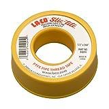 LA-CO 44094 Slic-Tite PTFE Gas Line Pipe Thread Tape, Premium Grade, [260
